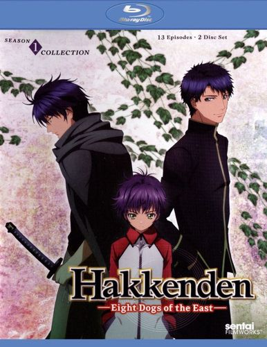 Hakkenden: Eight Dogs of the East - Season 1 Collection [2 Discs] [Blu-ray] 24795476