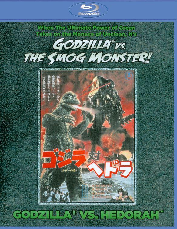 Godzilla vs. Hedorah [Blu-ray] [1971] 24795529