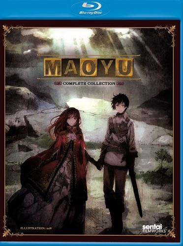 Maoyu: Complete Collection [Blu-ray] 24812245