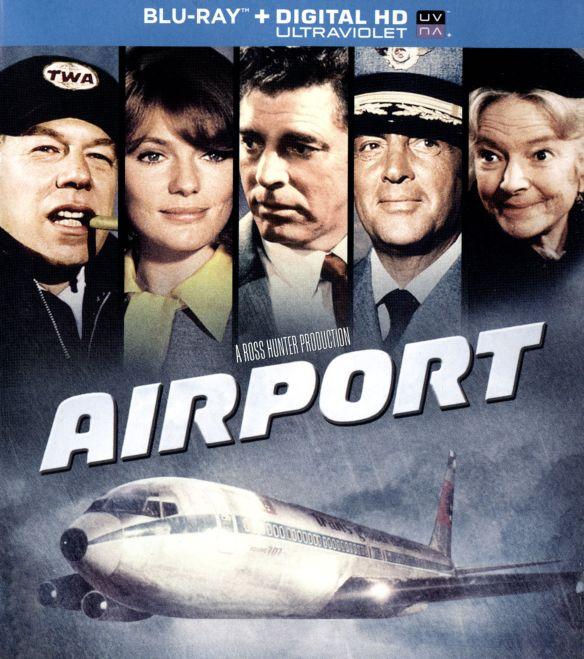 Airport [Includes Digital Copy] [UltraViolet] [Blu-ray] [1970] 24826333