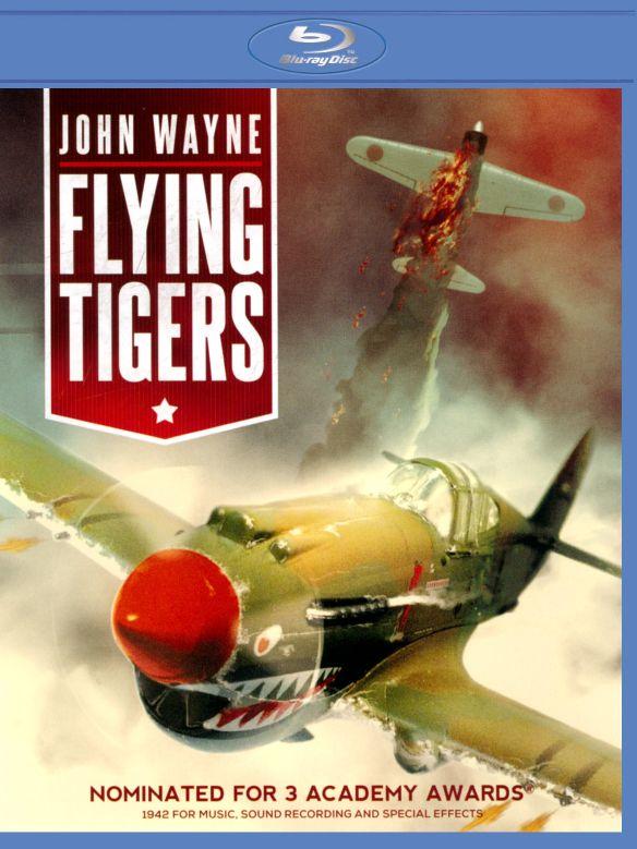 Flying Tigers [Blu-ray] [1942] 24827736
