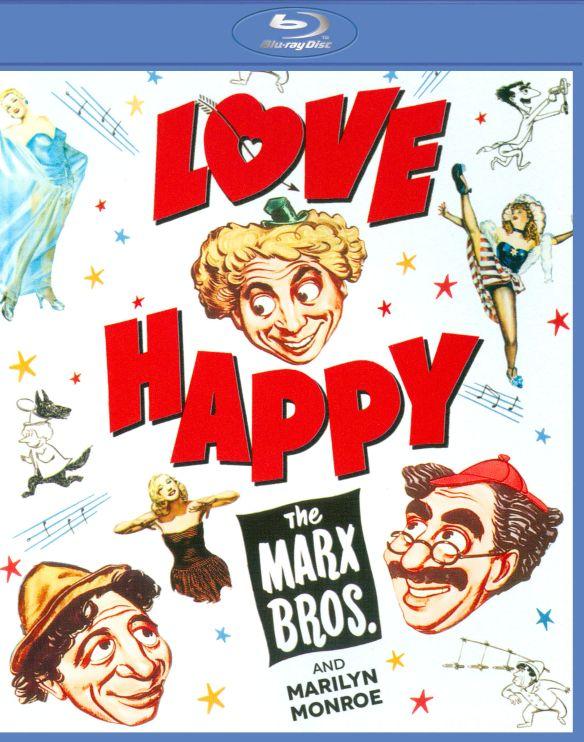 Love Happy [Blu-ray] [1949] 24827754