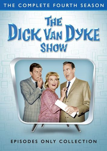 The Dick Van Dyke Show: The Complete Fourth Season [5 Discs] [DVD] 24828194