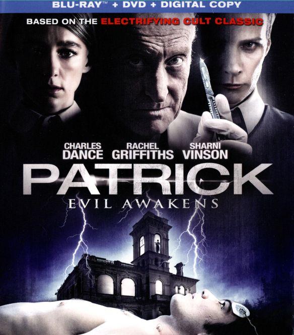 Patrick: Evil Awakens [2 Discs] [Blu-ray/DVD] [2013] 24840321