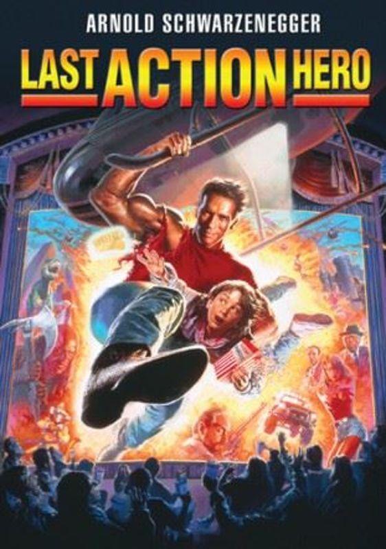 Last Action Hero [DVD] [1993] 24840743