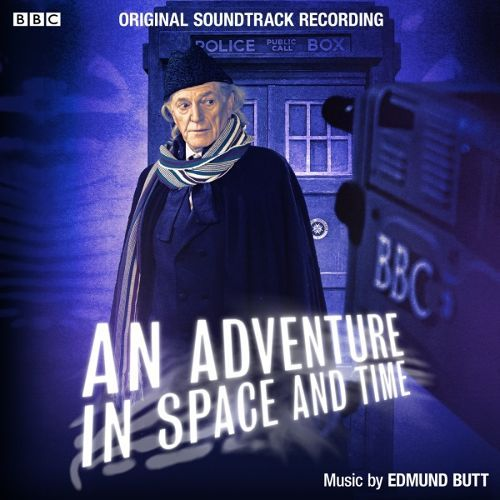 An Adventure In Space and Time [CD] 24843415