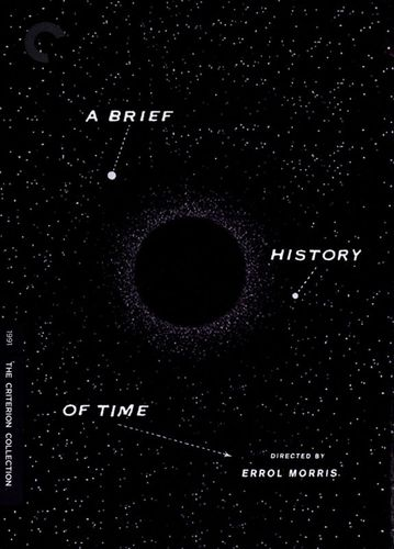 A Brief History of Time [Criterion Collection] [DVD] [1992] 24861278