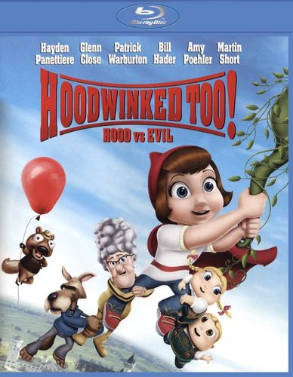 Hoodwinked Too! Hood vs. Evil [Blu-ray] [2011] 24864188