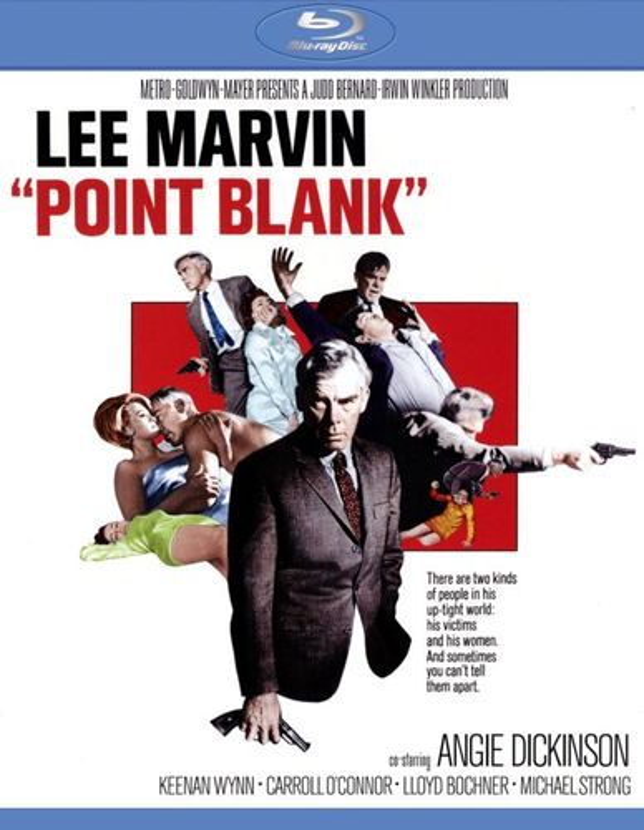 Point Blank [Blu-ray] [1967] 24885283