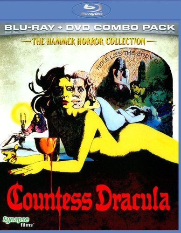 Countess Dracula [2 Discs] [Blu-ray/DVD] [1972] 24890251
