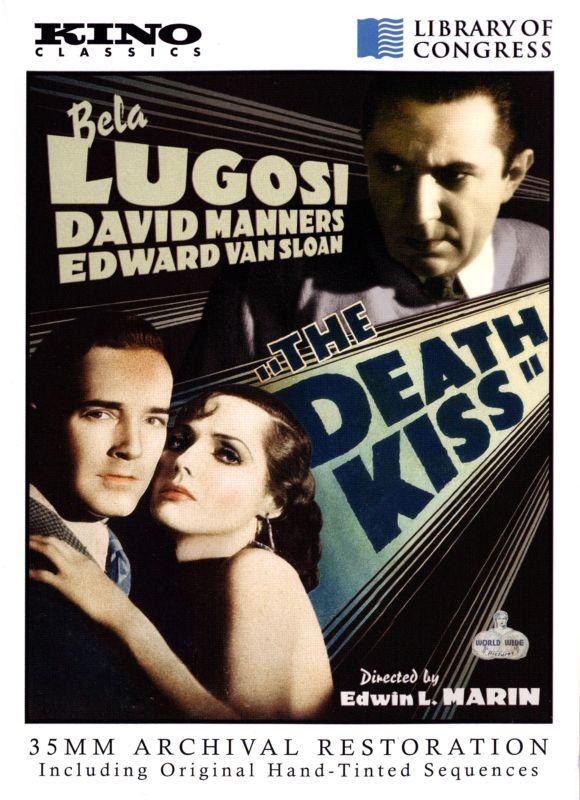 The Death Kiss [DVD] [1932] 24890696