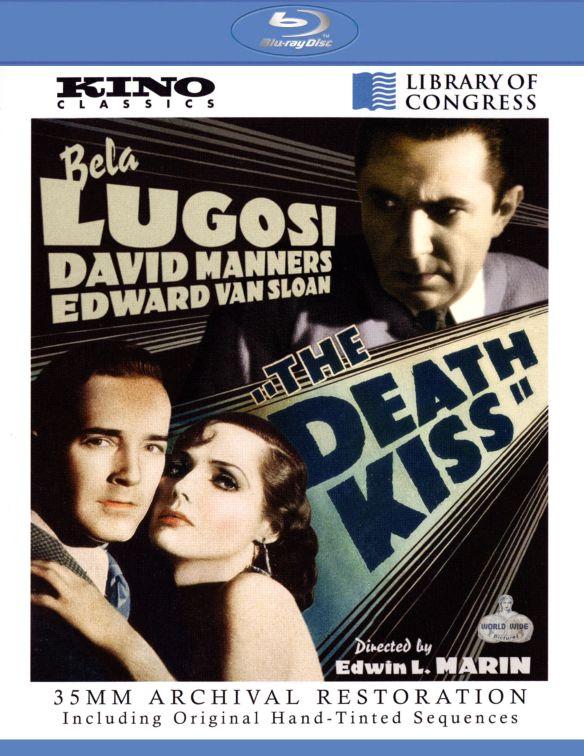 The Death Kiss [Blu-ray] [1932] 24890705
