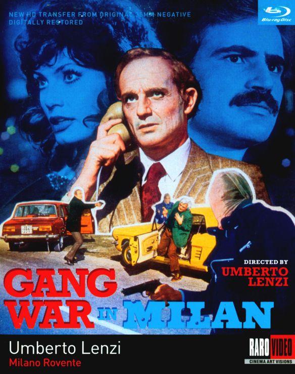 Gang War in Milan [Blu-ray] [1973] 24891433