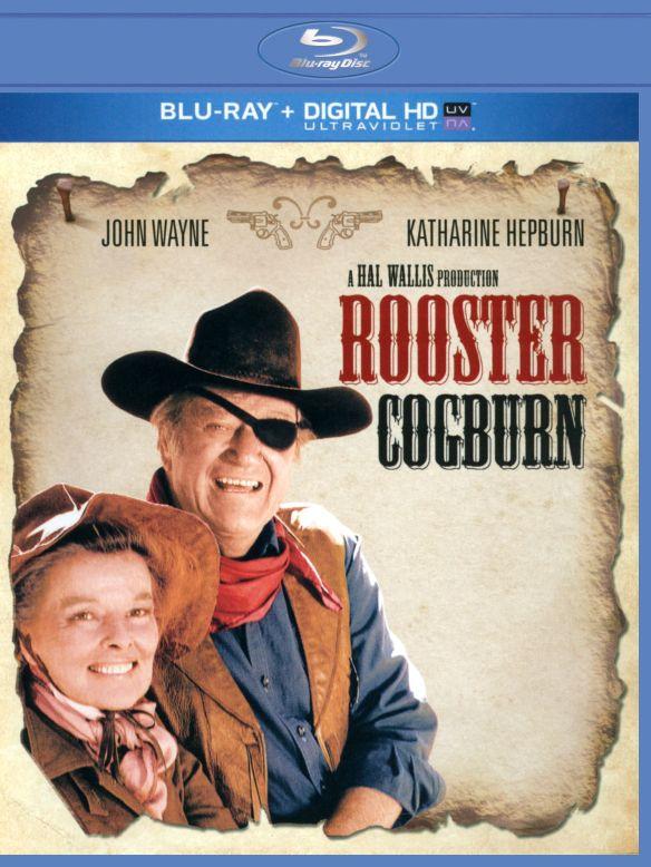 Rooster Cogburn [Includes Digital Copy] [UltraViolet] [Blu-ray] [1975] 24906148