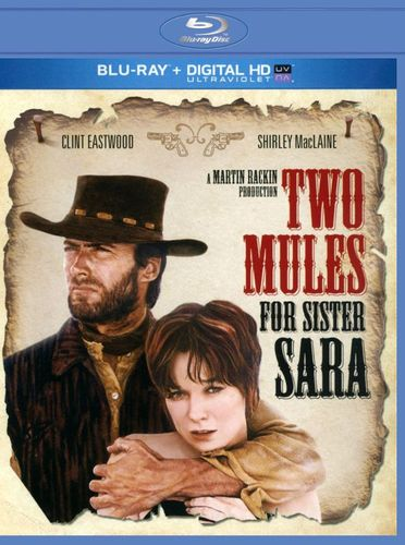 Two Mules for Sister Sara [Blu-ray] [1970] 24906166