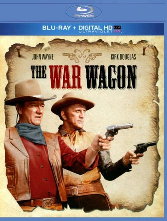 The War Wagon [Includes Digital Copy] [UltraViolet] [Blu-ray] [1967] 24906184