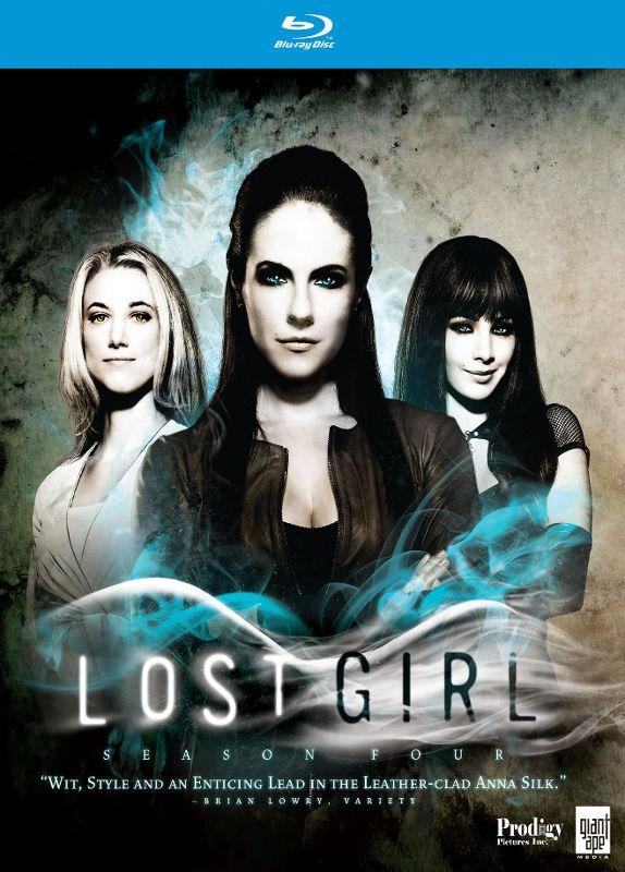 Lost Girl: Season Four [3 Discs] [Blu-ray] 24915145
