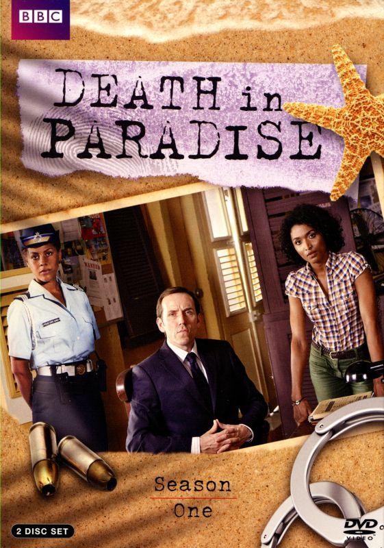 Death in Paradise: Season One [2 Discs] [DVD] 24916549
