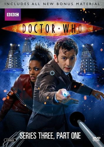 Doctor Who: Series Three, Part One [2 Discs] [DVD] 24916667