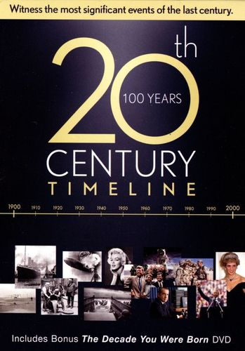 20th Century Timeline/The Decade You Were Born [6 Discs] [DVD]