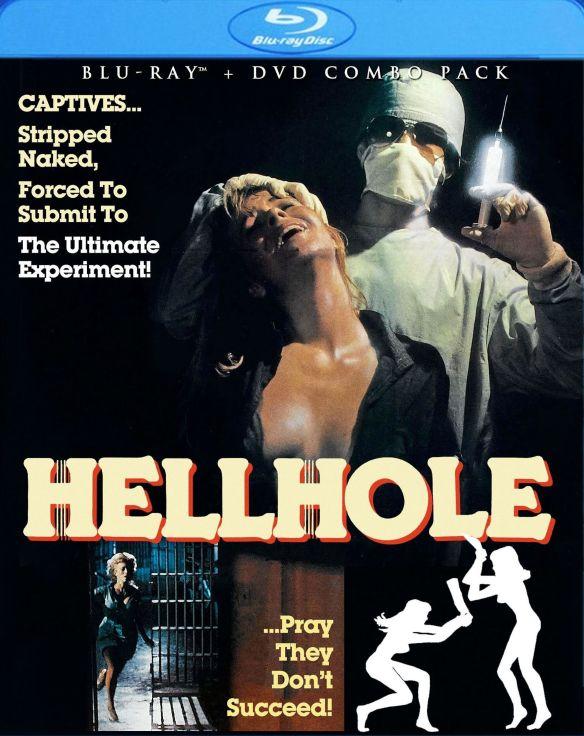 Hellhole [2 Discs] [DVD/Blu-ray] [Blu-ray/DVD] [1985] 24977472