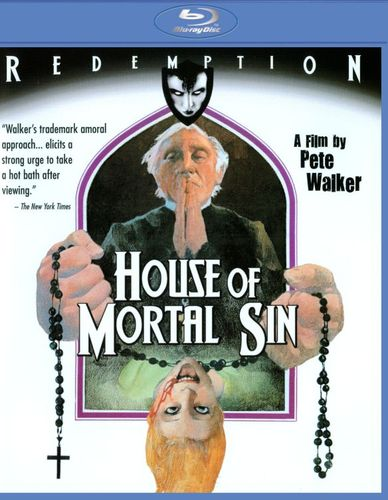 House of Mortal Sin [Blu-ray] [1975] 24986121