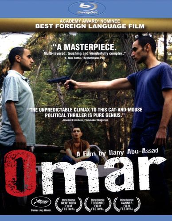Omar [Blu-ray] [2013] 24986227