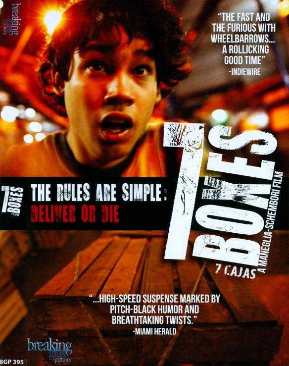 7 Boxes [DVD] [2012] 25003193