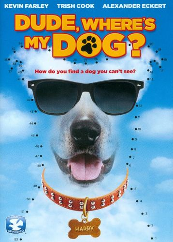 Dude, Where's My Dog? [DVD] [2014] 25010879