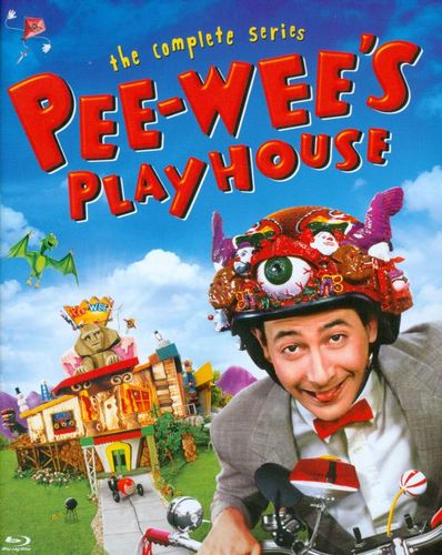 Pee-Wee's Playhouse: The Complete Series [8 Discs] [Blu-ray] 25016229