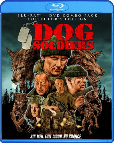Dog Soldiers [Collector's Edition] [2 Discs] [Blu-ray/DVD] [2002] 25016265