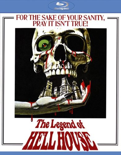 The Legend of Hell House [Blu-ray] [1973] 25017228