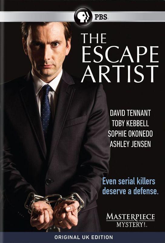 Masterpiece Mystery!: The Escape Artist [DVD] [2013] 25031606