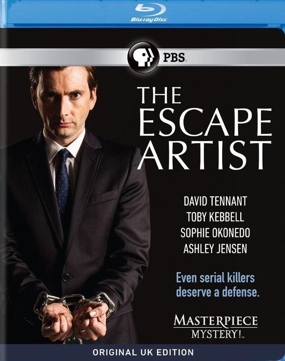 Masterpiece Mystery!: The Escape Artist [Blu-ray] [2013] 25031615