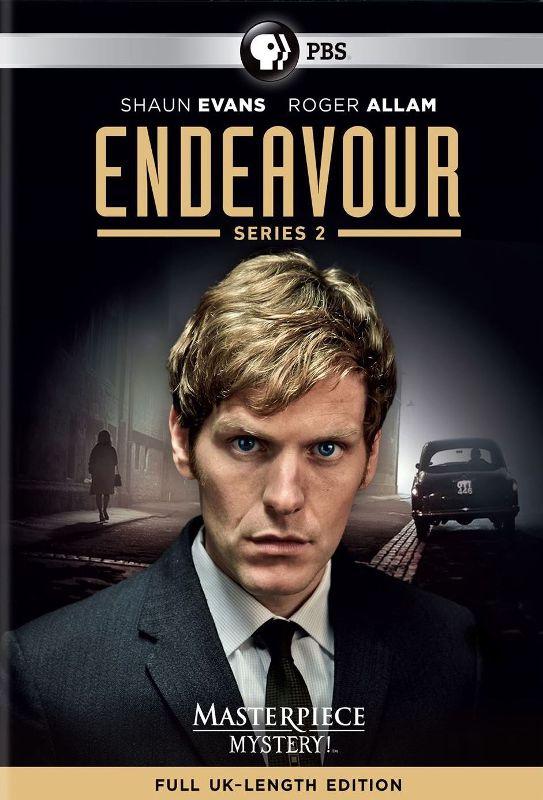 Masterpiece Mystery!: Endeavour - Series 2 [3 Discs] [DVD] 25031624