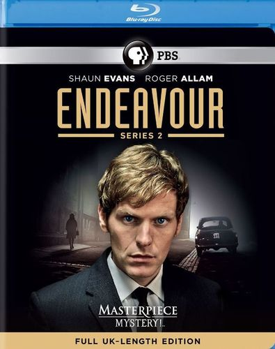 Masterpiece Mystery!: Endeavour - Series 2 [Blu-ray] 25031633