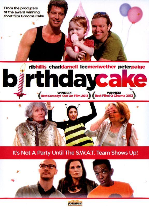 Birthday Cake [DVD] [2013] 25045908