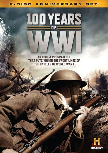 100 Years of WWI [2 Discs] [DVD]
