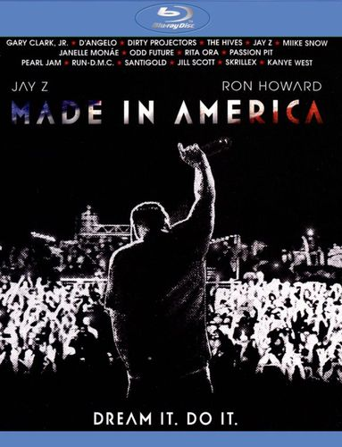 Made in America [Blu-ray] [2013] 25052863