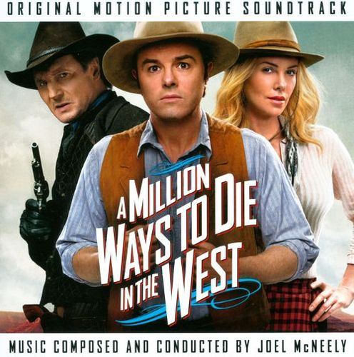 A Million Ways to Die in the West [Original Motion Picture Soundtrack] [CD] 25054006