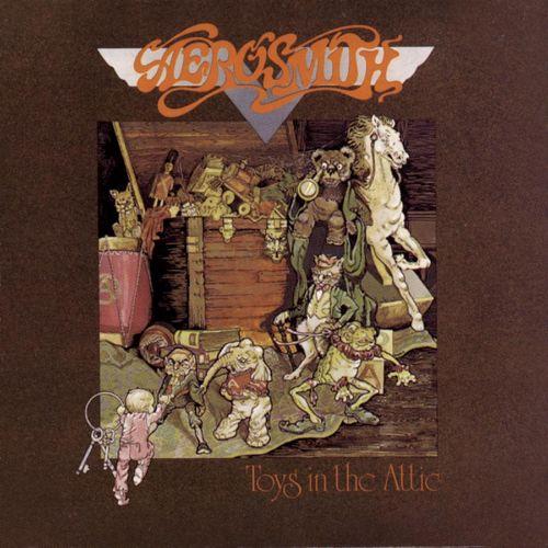 Toys in the Attic [CD] 25082186