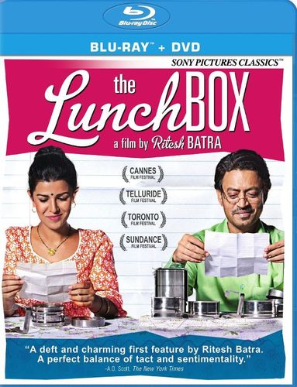 The Lunchbox [2 Discs] [Blu-ray/DVD] [2013] 25095165