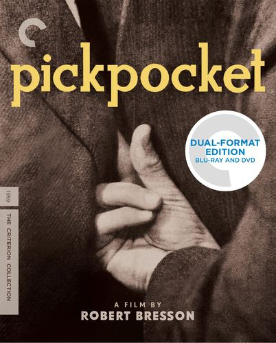 Pickpocket [Criterion Collection] [2 Discs] [Blu-ray/DVD] [1959] 25100438