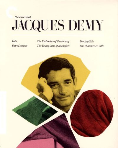 The Essential Jacques Demy [Criterion Collection] [13 Discs] [Blu-ray/DVD] 25100456