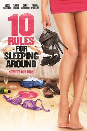 10 Rules for Sleeping Around [DVD] [2013] 25103715
