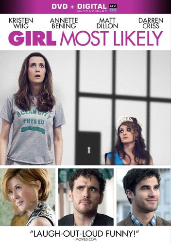 Girl Most Likely [Includes Digital Copy] [UltraViolet] [DVD] [2013] 2511084