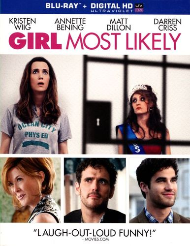Girl Most Likely [Includes Digital Copy] [UltraViolet] [Blu-ray] [2013] 2511093