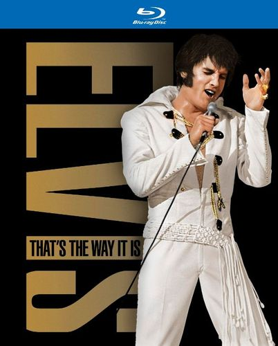 Elvis: That's the Way It Is [Special Edition] [Blu-ray] [1970] 25126128