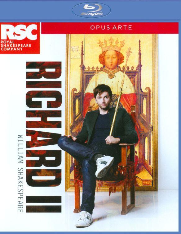 Royal Shakespeare Company: Richard II [Blu-ray] [2013] 25132154