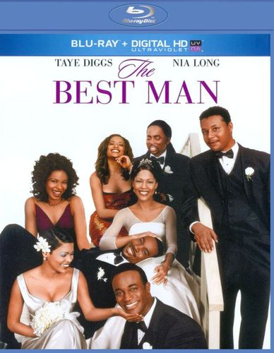 The Best Man [Includes Digital Copy] [UltraViolet] [Blu-ray] [1999] 2516025